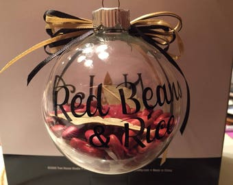 NOLA - Red Beans & Rice Tree Ornament