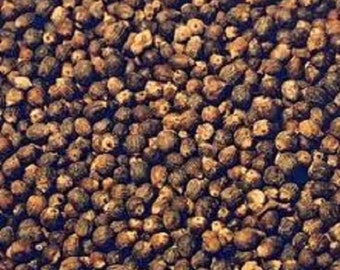 Whole Chaste Tree Berry Tea (Vitex) 1/2 oz to 3 pounds available. (1 2 4 8 12 16 ounce lb lbs Equine Horse Pony Founder Laminitis)