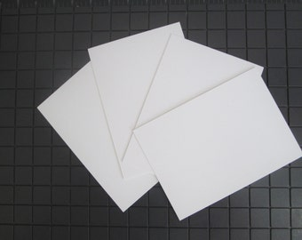 ACEO Artist Trading Card Blanks 100 lb Smooth Bristol Paper High Quality Paper ATC Blank Art Cards ATC