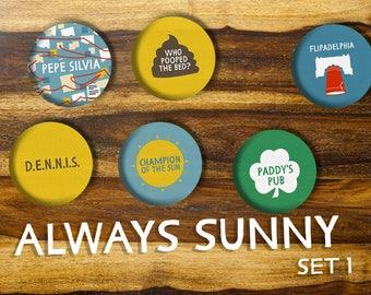 Always Sunny - SET 1