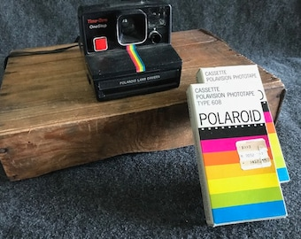 Polaroid Land Camera Time-Zero One Step