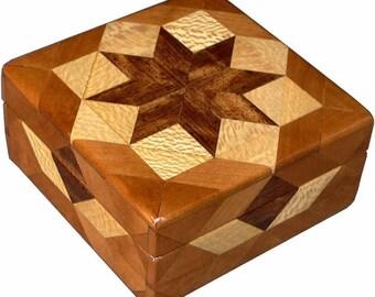Cherry Square Box