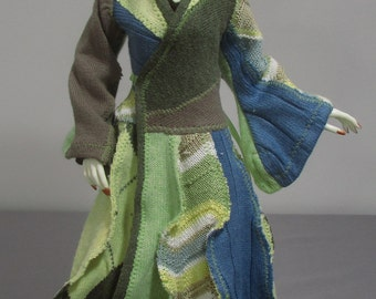 Spring Fields MSD long coat
