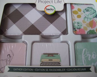 Project Life Gather Edition, Partial Kit