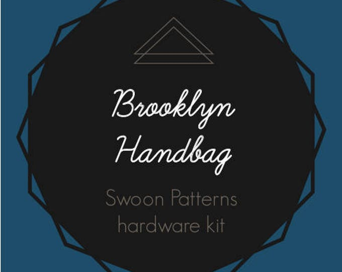 Brooklyn Handbag - Swoon Hardware Kit