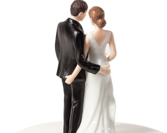 Funny Sexy Tender Touch Cake Topper - Custom Painted Hair Color Available - 706513