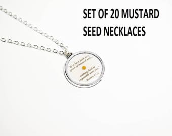 wholesale mustard seed necklace, faith necklace, wholesale religious jewelry, mustard seed charm necklace, mustard seed faith jewelry