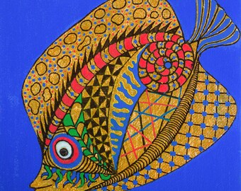 Reef Fish #3