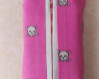 Tissue case #14 w/key ring