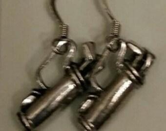 Ladies Golf Earrings