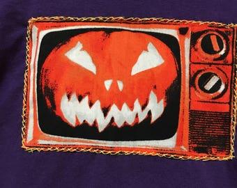 Pumpkin tv shirt
