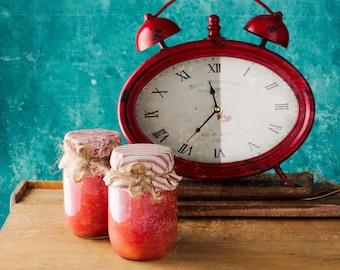 Jams-tea time time for jams