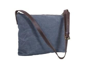 Canvas Crossbody Hobo bag, Canvas Leather Shoulder Bag, Hobo shoulder bags, hobo bag purse, Bohemian sling bags, Canvas sling crossbody bag