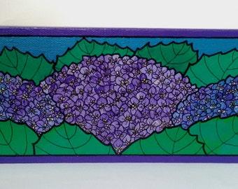 Hydrangeas - Original Painting