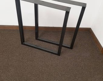 Metal table legs etsy more colors economy style square style metal table legs greentooth Images
