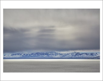 Antelope Island - Salt Lake City - Utah - Color Photo Print - Fine Art Photography (SLC03)