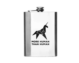 Blade Runner - More Human Designer Flask