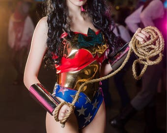 Wonder woman cosplay costume