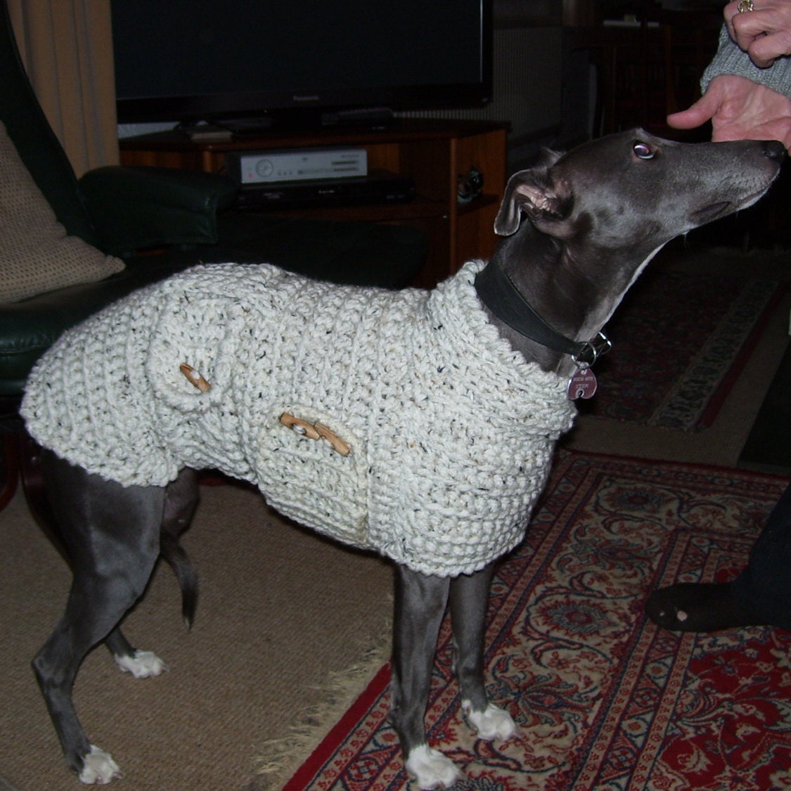 Whippet Clothing Whippet Sweater Whippet Pullover Whippet