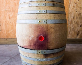 Neutral Red Cabernet Barrel