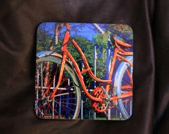 4x4 Bicycle Coaster