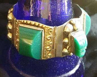 Taxco Sterling Bracelet Vintage