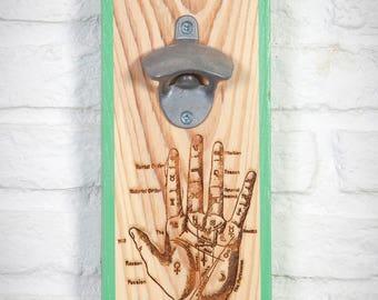 -Palmistry - bottle opener