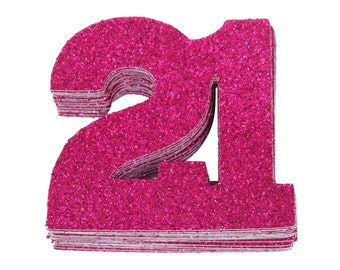 21st Birthday Confetti, Twenty First Birthday Party Table Decoration, Finally 21 Birthday Party Decor, 21 Year Old Party, Milestone Birthday