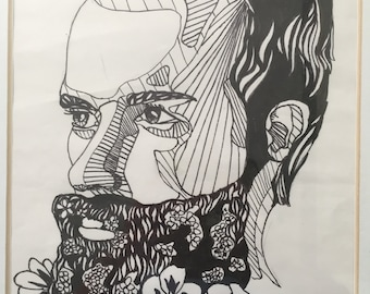 "11""X14"" Custom Portrait Drawing"