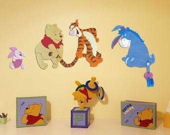Sale Winnie The Pooh And Friends Piglet Eeyore And Tigger