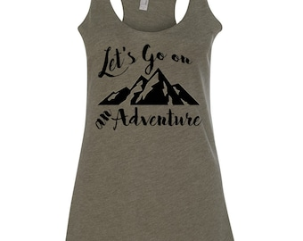 Adventure Ladies Tank
