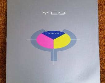 Vinyl: Yes, 90125,  Free Shipping