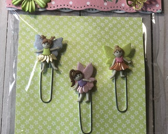 Fairy Paper Clips