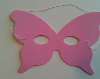 Butterfly Mask 10 pack, Masquerade, Masquerade Masks, Kids Masks, Foam Masks, Party Favors, Costume Accessories, Photo Booth