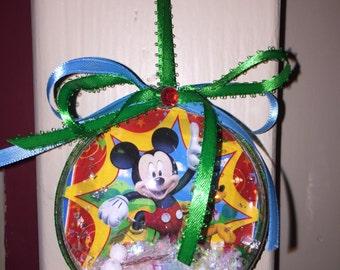 Disney Mickey Mouse ornament #2
