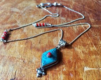 women jewelry necklace boho necklace boho necklace Bohemian jewelry boho jewelry ethnic necklace ethnic necklace thin layering
