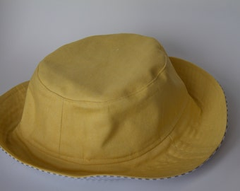 Hat Bucket Hat for children from 6 months to 5 years