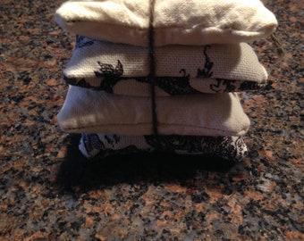 Homemade Lavender Sachets - 4 pack