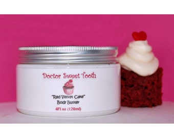 Whipped Body Butter with Argan & Jojoba Oil (Pick Any Scent)