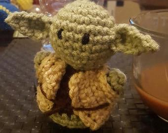 Star Wars - Inspired Yoda Plush