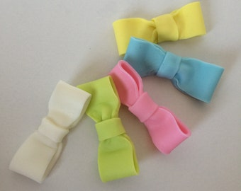 Baby collection set of 10 Small Bows