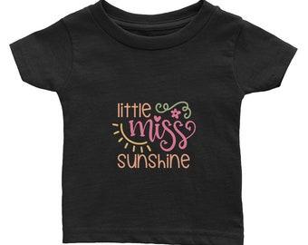 Little Miss Sunshine Infant Tee