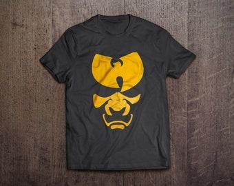 Wu Tang Clan T-shirt Wu Tang Clan Tshirt Wu Tang Clan Shirt Wu Tang Shirt WU Tang T-shirt Rap T-shirt Hip Hop T-shirt Birthday Tshirt Gift