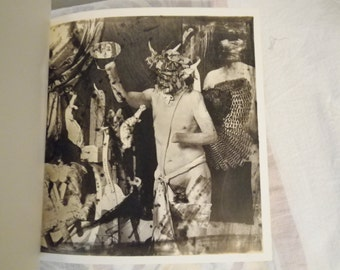 Joel Peter Witkin Book Photograpghy 1988 Text in Spanish from a show in Spain *
