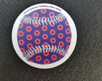 Phish Curveball Sticker