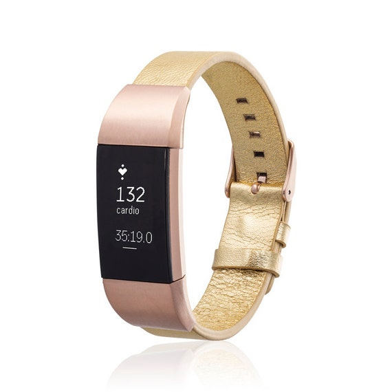 Bracelet  GLEN - Fitbit Charge 2 Jewelry - Gold/Rose Gold