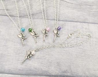 Fairy Necklaces, Party Favours, Fairy Party, Party Bags, Fairy Favors, Fairy Themed Parties, BeadKids