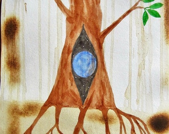 Yggdrasil - The Norse World Tree