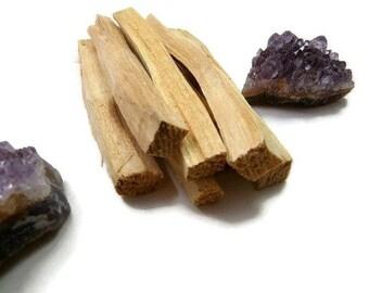 Palo Santo Sticks - Palo Santo Wood - Palo Santo Smudge - Natural Incense - Holy Wood