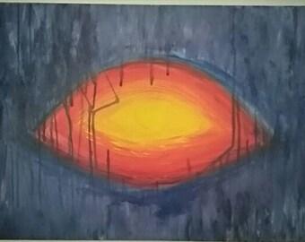 Cave Eye, Original